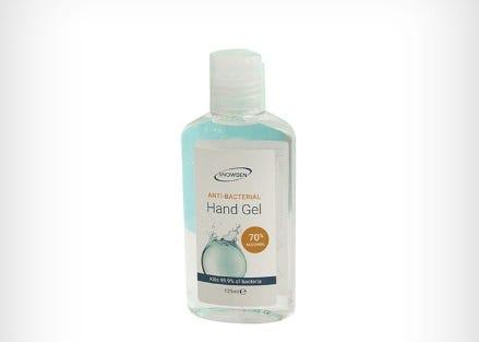 Hand Sanitiser (125ml)