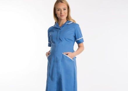 Maternity Dress by Alexandra