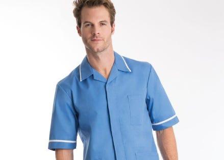 Men's Classic Nursing Tunic