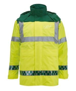Ambulance hi-vis jacket by Alexandra