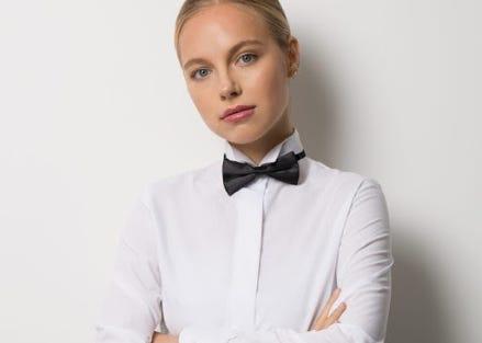 Women's Wing Collar Shirt