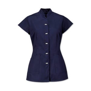 Women's Zip Fastening Tunic by Alexandra